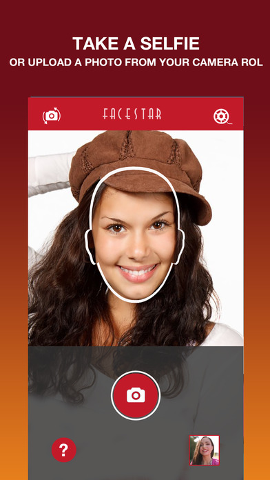 FaceStar App screenshot 1