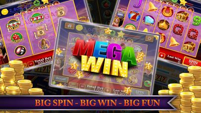 Screenshot 2 Fabulous Las Vegas Слоты — Мега Фортуна Win