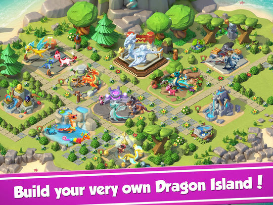 Dragon Mania Legends: Dragon Breeding Gamescreeshot 5