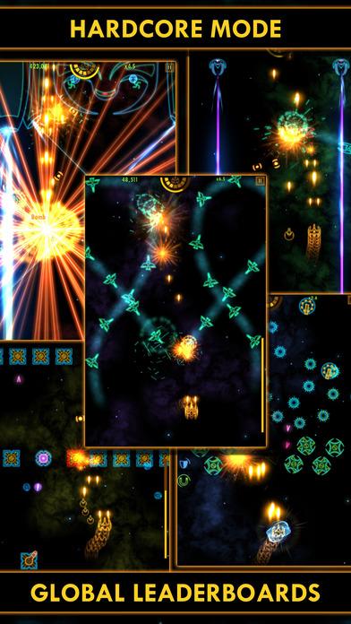 Plasma Sky - a rad retro arcade space shooter Screenshots