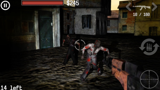 Zombies : The Last Stand Screenshots