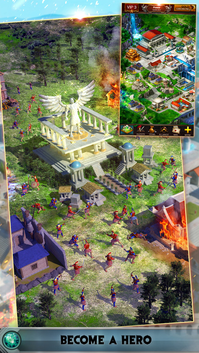 Game of War - Fire Age Screenshots