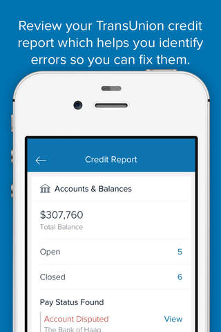 Capital One CreditWise screenshot 3