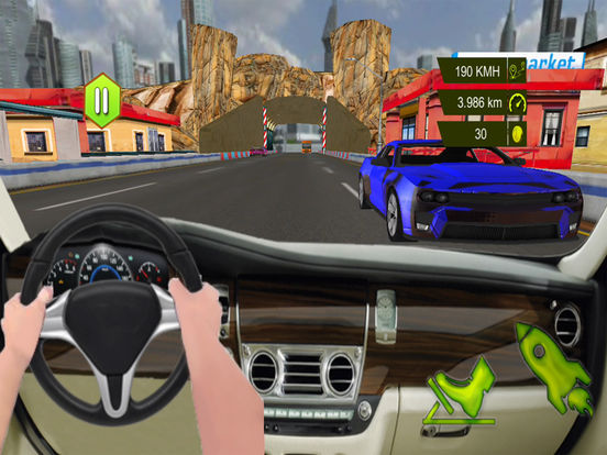 Screenshot #3 for 4x4 Prado Racing : Off-Road Prado Driving game