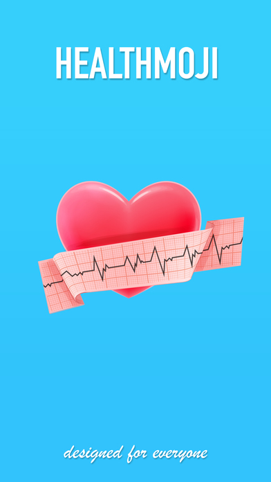 Healthmoji - emoji keyboard sticker for fitness iPhone Screenshot 1