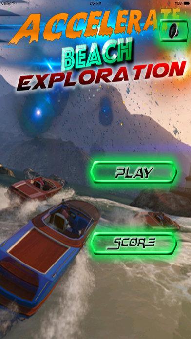 Accelerate Beach Exploration PRO: Nitro Biker screenshot