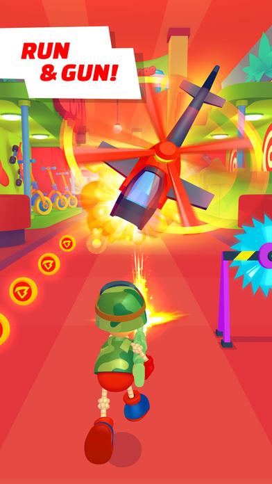 Buddyman Run - keep running! Screenshot