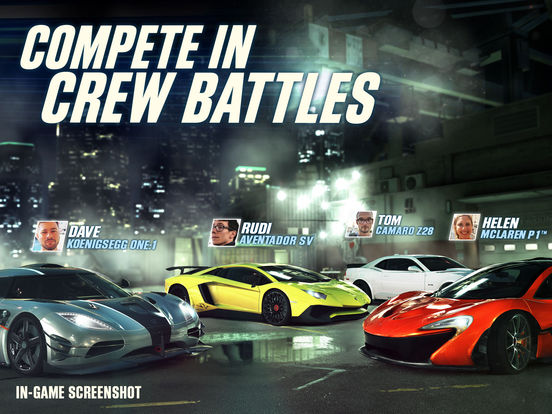 CSR Racing 2 Screenshots