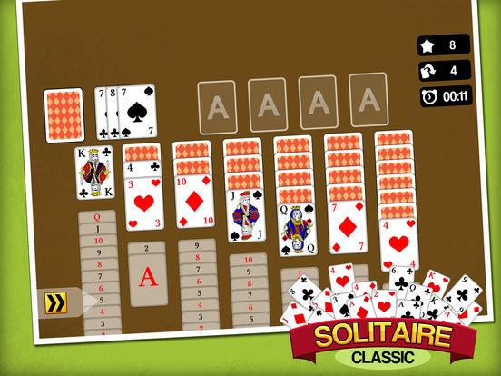 Solitaire Classic для iPad