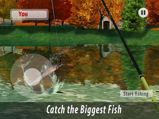 Lake fishing full by game maveriks ooo for Lake fishing games