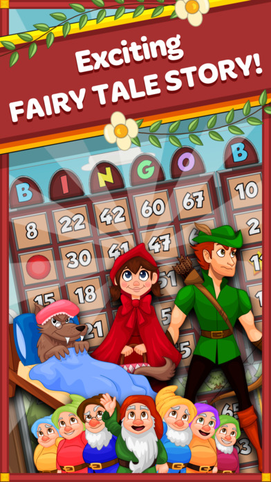 Screenshot 2 Bingo Story: Fairy Tale Casino Board Game + Puzzle