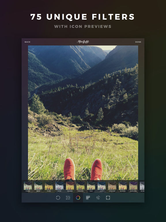 Screenshot #2 for Afterlight