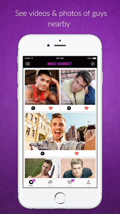 Gay dating sites and apps