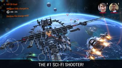 Galaxy on Fire 3 screenshot 1