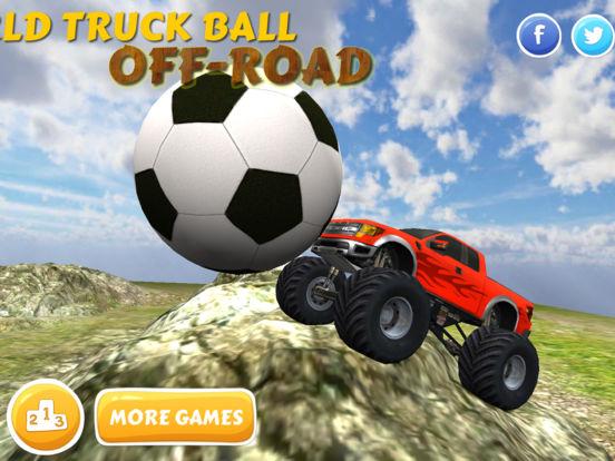 World Hummer Football 2010 iPad Screenshot 2
