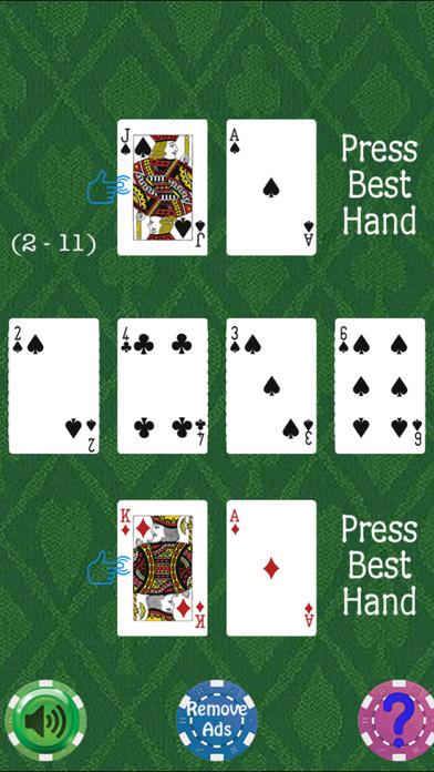 Screenshot 3 Poker Texas Hold 'Em Quiz