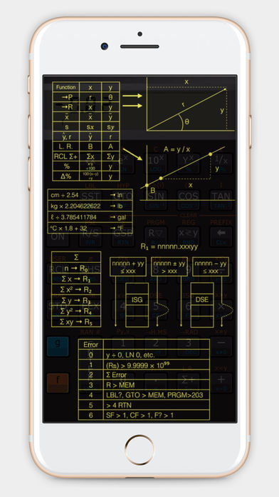 20S Scientific Calculator PRO Screenshots