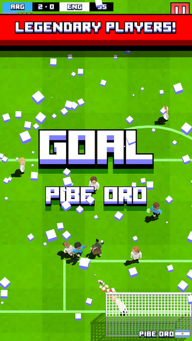 Retro Soccer - Arcade Football Game iPhone