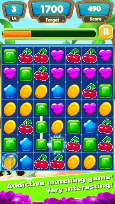 Candy Link Deluxe 2017 Screenshot