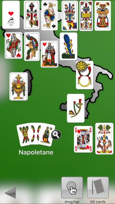 iBriscola Lite iPhone Screenshot 2