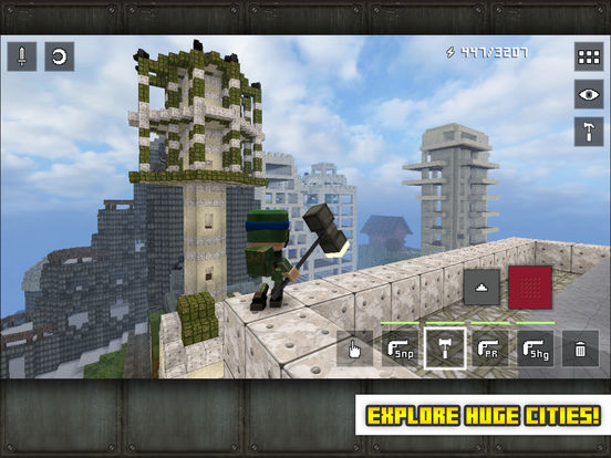 Block Fortress Screenshot