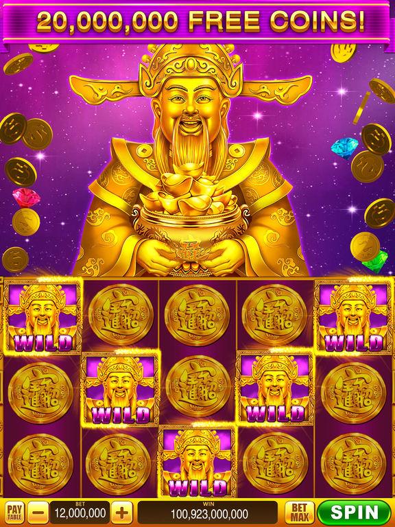 Slots - Lucky Win Casino Games & Slot Machinesscreeshot 1