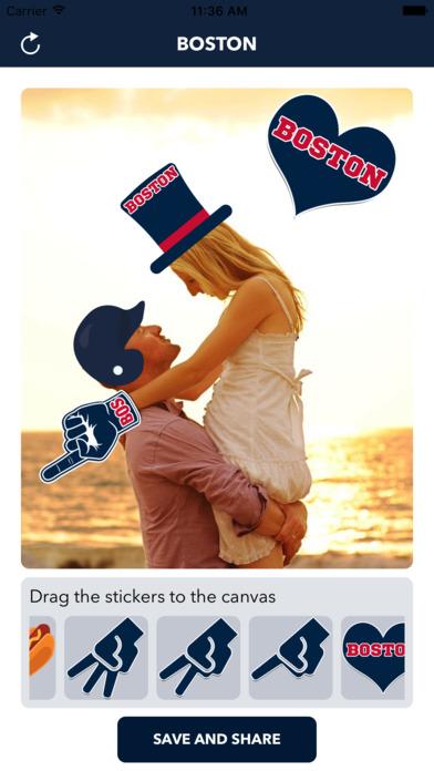 The league app boston