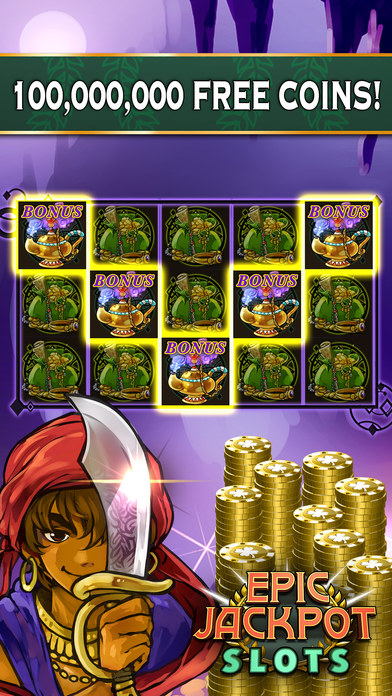 Epic Jackpot Slots Slot Machines amp Bonus Games hack tool Coins Spin