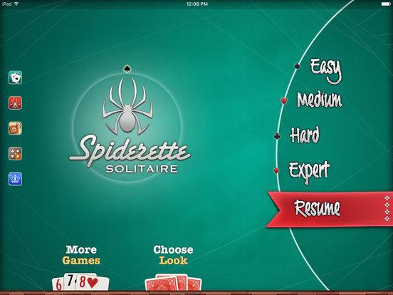 Solitaire ▻ Spiderettescreeshot 2
