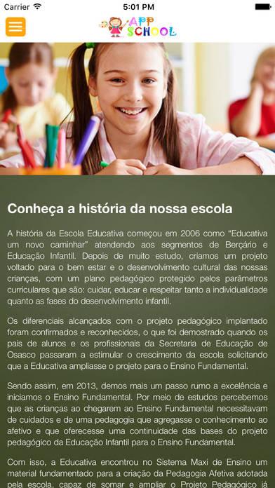 Escola Infantil screenshot 3