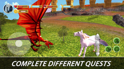 Pegasus Family Simulator Full screenshot 4