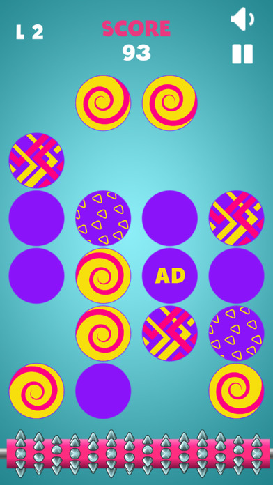 Flippin Discs: Memory, Brain Games for Adults screenshot