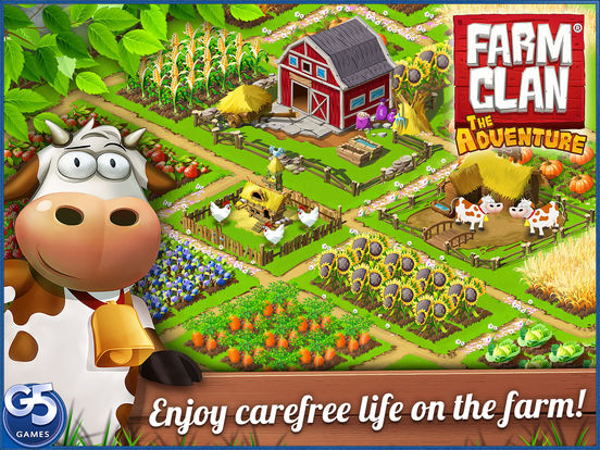 Screenshot #1 for Farm Clan®: Farm Life Adventure