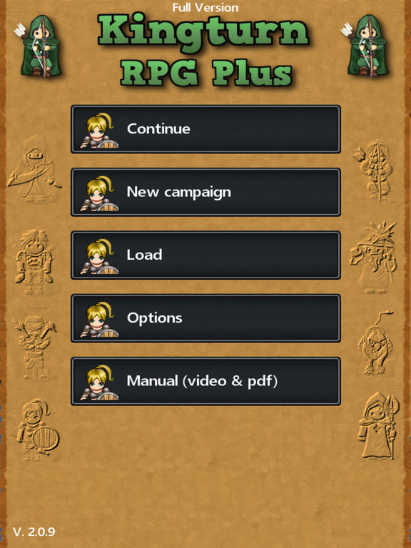 Kingturn RPG Plus screenshot 7