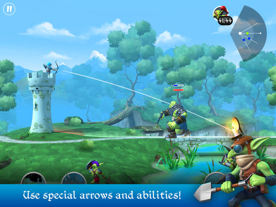 Tiny Archers Screenshots