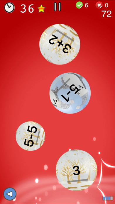 AB Math Lite - fun game for kids and grownups iPhone Screenshot 2