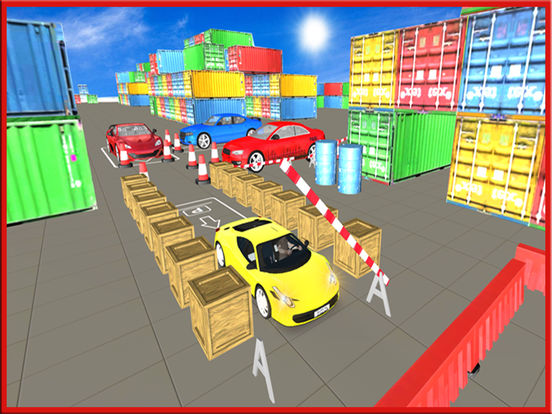 Cars Parking screenshot 9