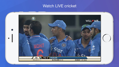 Willow TV app image
