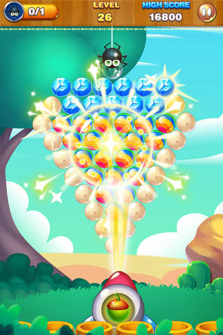 Bubble Shooter:New Free Games For 2017 screenshot 4