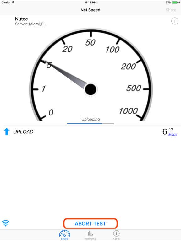 Net Speed Pro - Mobile Internet Performance Tool Скриншоты7