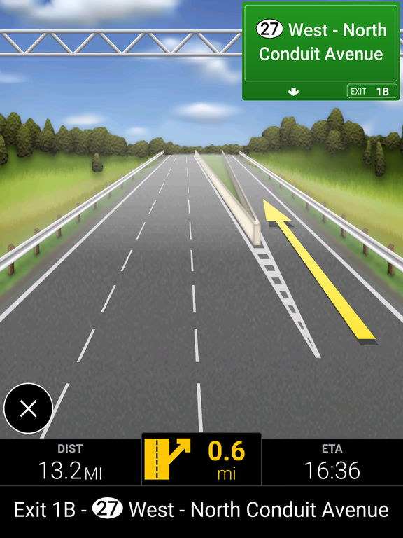 CoPilot HD USA – GPS Navigation & Offline Maps Screenshots