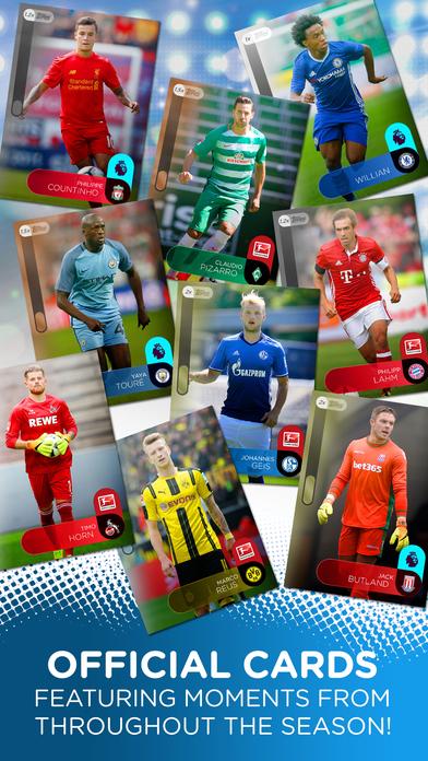 KICK: Official Football Card Trader app image