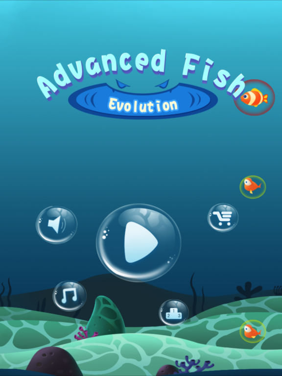 app shopper advanced fish evolution games
