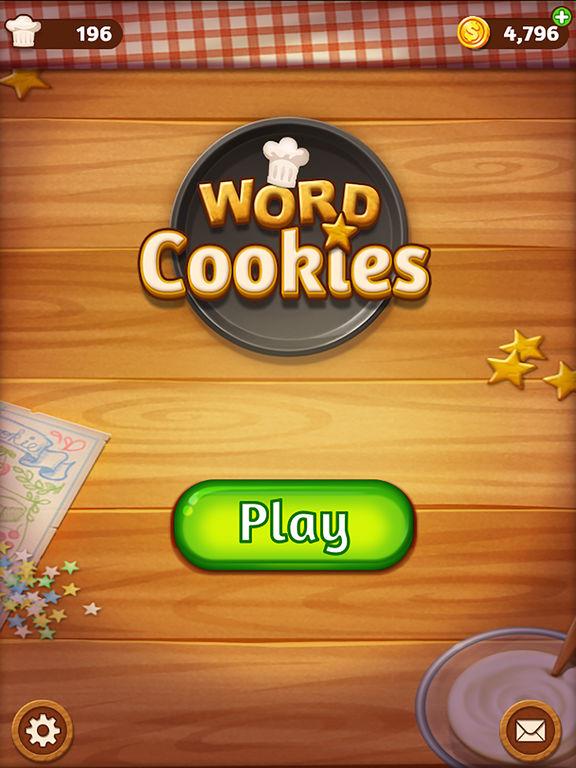 Word Cookies!