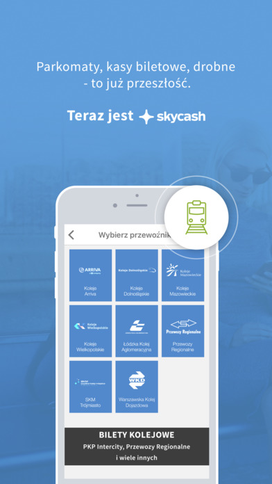 SkyCash iPhone Screenshot 2