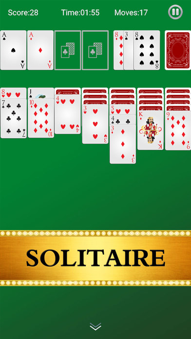 Solitaire - Free Solitare Card Games hack tool Coins