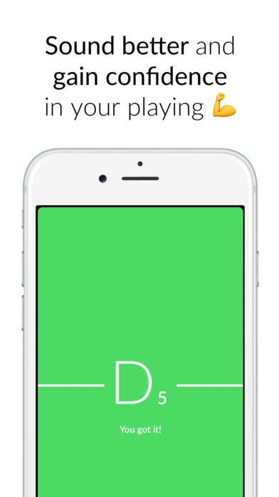 Pitch - Tuner & Musical Fitness Tracker screenshot 4