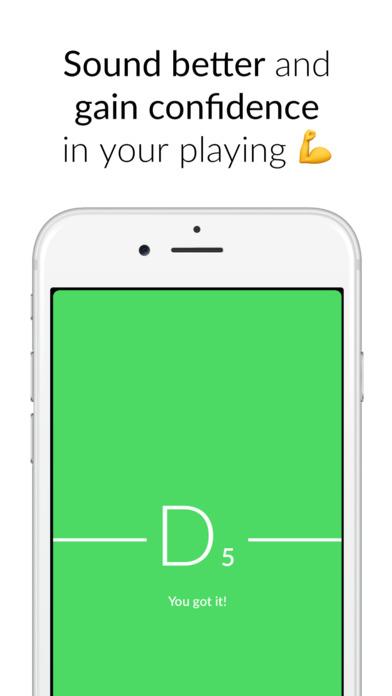 Pitch - Tuner & Musical Fitness Tracker screenshot 4