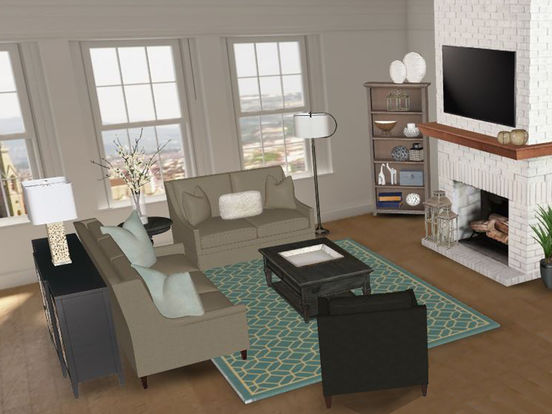 Havertys 3d room planner on the app store for 3d room planner mac