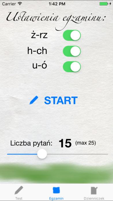OrtoMistrz iPhone Screenshot 4